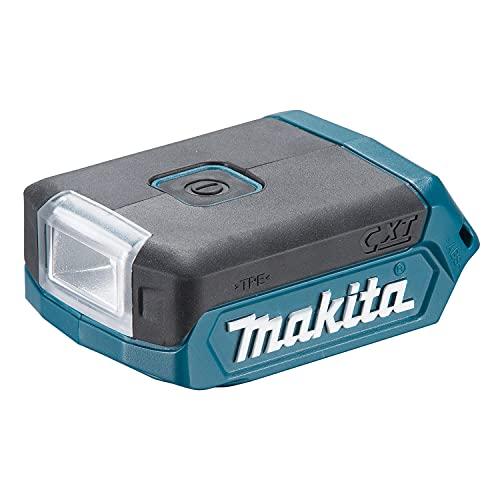 Makita DEAML103 DEAML103-Linterna CXT led 10,8v/Litio, 10.8 V, azul
