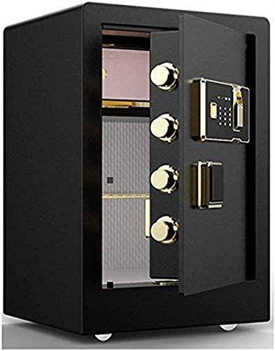 NCHEOI Caja Segura Safe Safe Digital Digital Safe for Home Vault Safe Box Gabinete Cajas Fuertes for Documentos de identificación,Documentos A4,Computadoras portátiles,Joyas 6 0x34x40 Cm