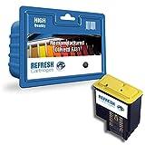 Refresh Cartridges Cartucho Tinta Remanufacturado Repuesto para Olivetti B0336F/FJ31 (Negro)