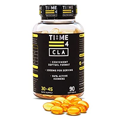 Time 4 CLA - 90 Softgel Capsules - 30-45 Days Supply by Time 4 Nutrition
