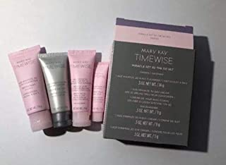 Mary Kay Timewise Miracle Set 3D The Go Set Combination to Oily Skin (4 pieces)