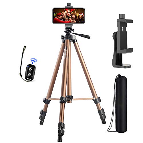 Phone Tripod,51in Adustable Video R…