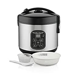 top rated Hamilton Beach Digitally Programmable Rice and Steamer, 8 Cups Cooked (4 Cups Uncooked), … 2021