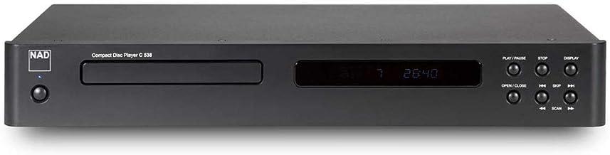 NAD C538 CD player, single disc