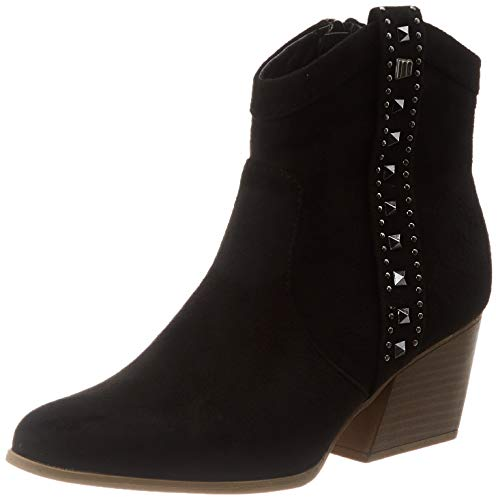 MTNG Collection 58096, Botines Mujer, Negro (Join Negro C48487), 36 EU
