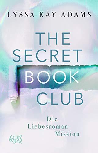Buchseite und Rezensionen zu 'The Secret Book Club' von Lyssa Kay Adams
