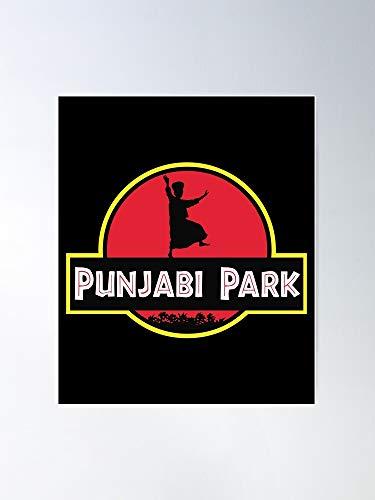 Sikh Indian Pakistan Desi India Bollywood Bhangra Punjabi I FSGdecor-Impressive and Trendy Poster Print Decor Wall or Desk Mount Options