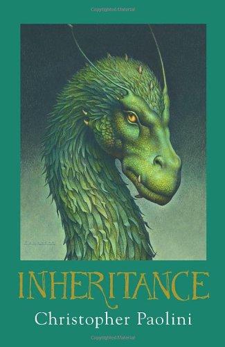 Inheritance:  Eragon, Book 4 (The Inheritance cycle, Band 4)