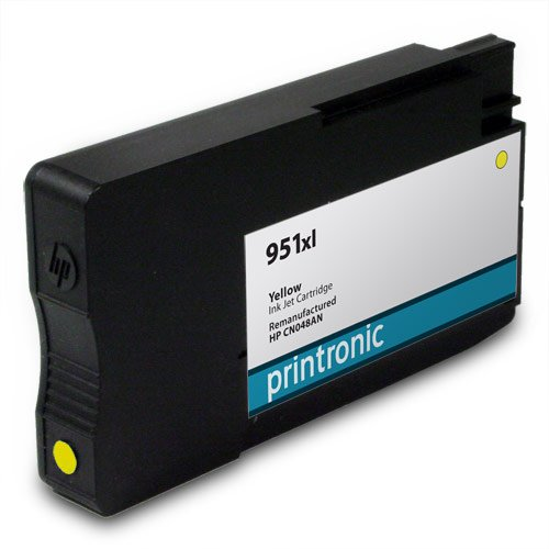 Printronic Remanufactured Ink Cartridge Replacement for HP 950xl CN045AN ( Black,Cyan,Magenta,Yellow , 5-Pack ) Photo #5
