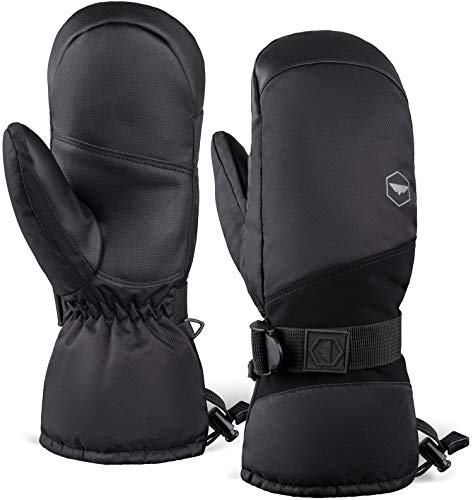Winter Ski Mittens for Men & Women