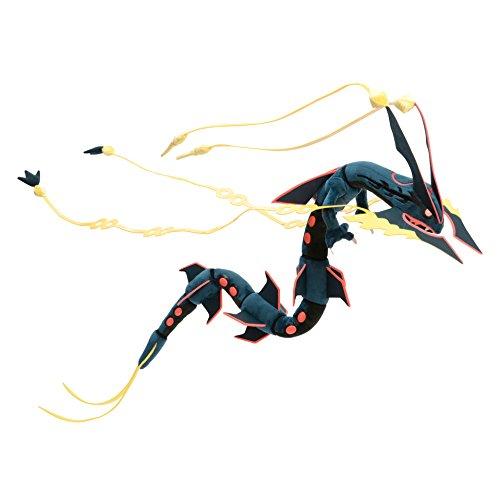 ポケモンセンターオリジナル ぬいぐるみ 黒いメガレックウザOA