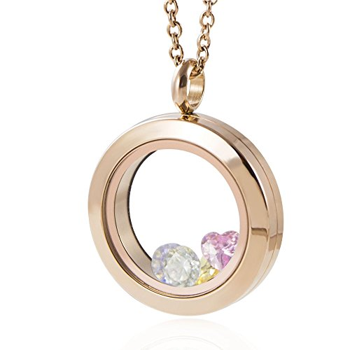 which is the best floating glass lockets in the world
