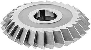 Drill America 1//8 x 2-1//4 x 1 Hole Convex Cutter DWC Series