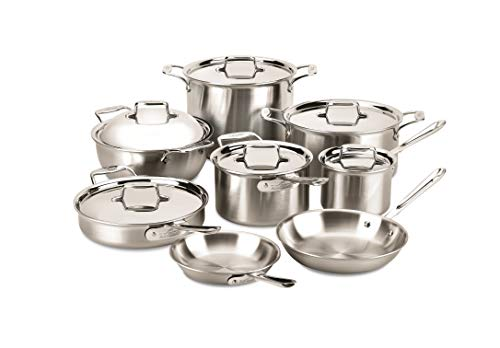 All-Clad D5 14-piece set