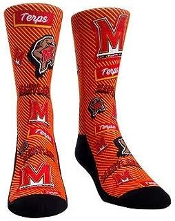 NCAA Super Premium College Fan Socks