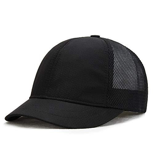 DLSM Gorra con Visera Sombrero Mujer de Summer diseño - Sombrero Gorra de béisbol de Alero Corto para Hombres Malla de Secado rápido Sombrero para el Sol Transpirable Gorra de Borde pequeño