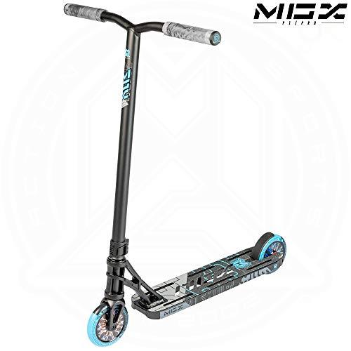 MGP Action Sports MGX P1 Pro Stunt Scooter – Apto para niños y niñas a partir de 6 años – Peso máximo del piloto 100 kg – Marca mundial #1 Pro Scooter – Madd Gear Est. 2002