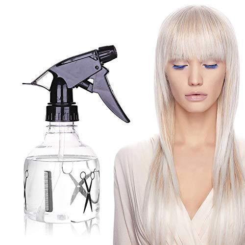 AAGYJ 6PCS Friseursprühdose, multifunktionale Sprühflasche, nachfüllbare Leere Sprühflaschen, transparente Push-up-Make-up-Sprühdose, Haushaltsblumen-Gießsprühdose