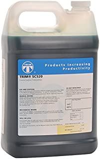 TRIM Cutting & Grinding Fluids SC520/1 General Purpose Semisynthetic Fluid Concentrate, 1 gal Jug