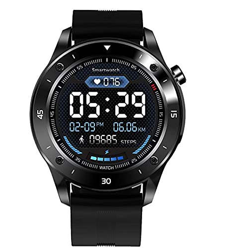 Bysion Smart Watch IP67 Waterproof Activity Tracker Bracelet, with Heart Rate Monitor, Pedometer, Sleep Monitor, 8 Sports Modes, Suitable for Men and Women