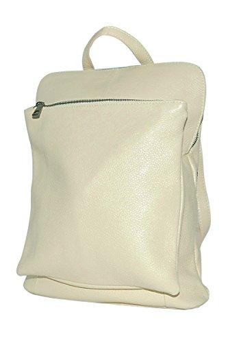 BORDERLINE by Denis Palbiani Women's Backpack beige beige