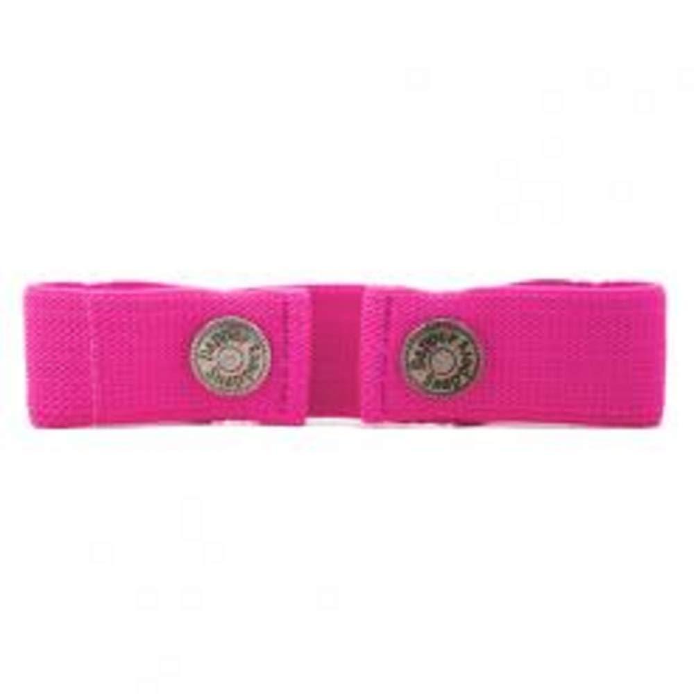 Dapper Snapper Original Toddler Solid Belts - Pink