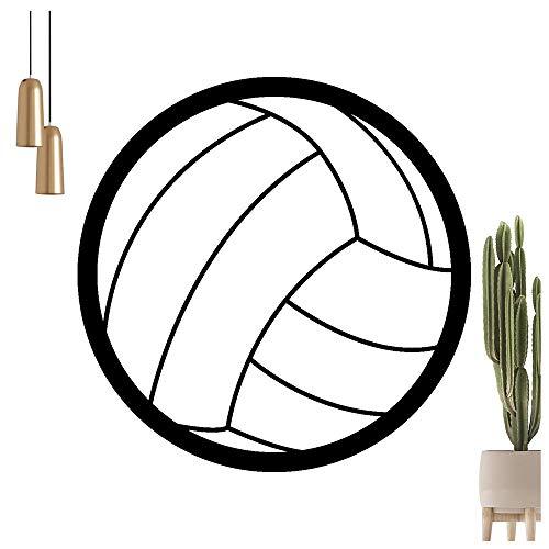 Handball Wandtattoo in 6 Größen - Wandaufkleber Wall Sticker