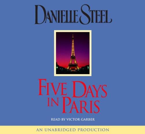 『Five Days in Paris』のカバーアート