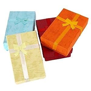 Caja de Navidad Almohada Envoltura de regalos Cartón Caja de ...