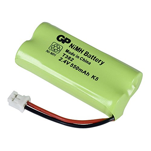 GP Battery 2222 Cordless Phone Akku (550mAh, 2,4V)