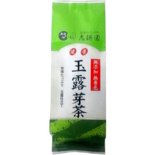 【Pick up!】 志鎌園 玉露芽茶 100g