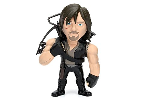 Jazwares - 97938 - Metal Figs - The Walking Dead, Darly Dixon, Figur