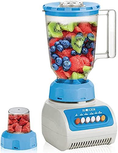 spining Blender, Fabricante de Batidos multifuncionales y Mezclador para exprimidores Fruta Vegetal 220W Crusher AUTOMÁTICO Ice DE Blender, CONTENEDOR DE BPA LOBLE Ruido, B