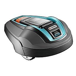 Gardena Robot tondeuse 4071–4072, noir, 4072-72