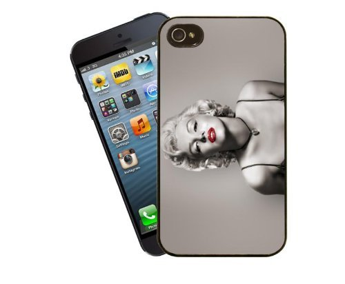 Eclipse Gift Ideas Classic Marilyn Monroe – iPhone 5/5S Custodia Cover