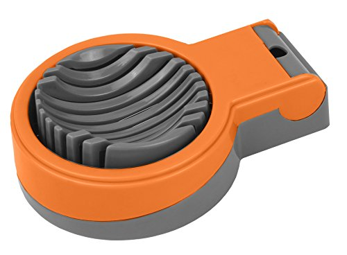 Home Basics Egg Slicer (Orange)