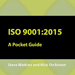 ISO 9001:2015 cover art