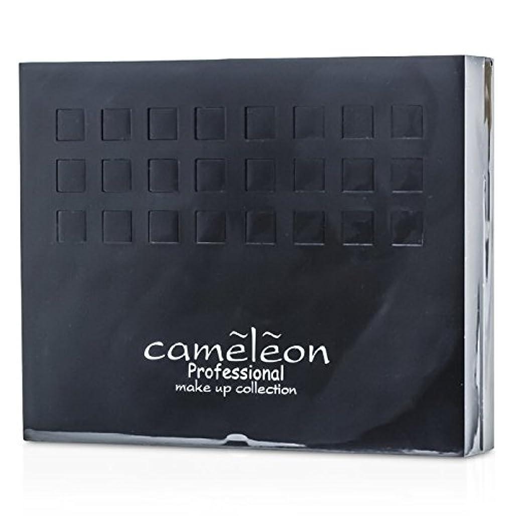 依存通信網文庫本カメレオン メイクアップキット (48x アイシャドウ, 24x リップカラー, 2x プレストパウダー, 4x ブラッシャー, 5x アプリケーター) -並行輸入品
