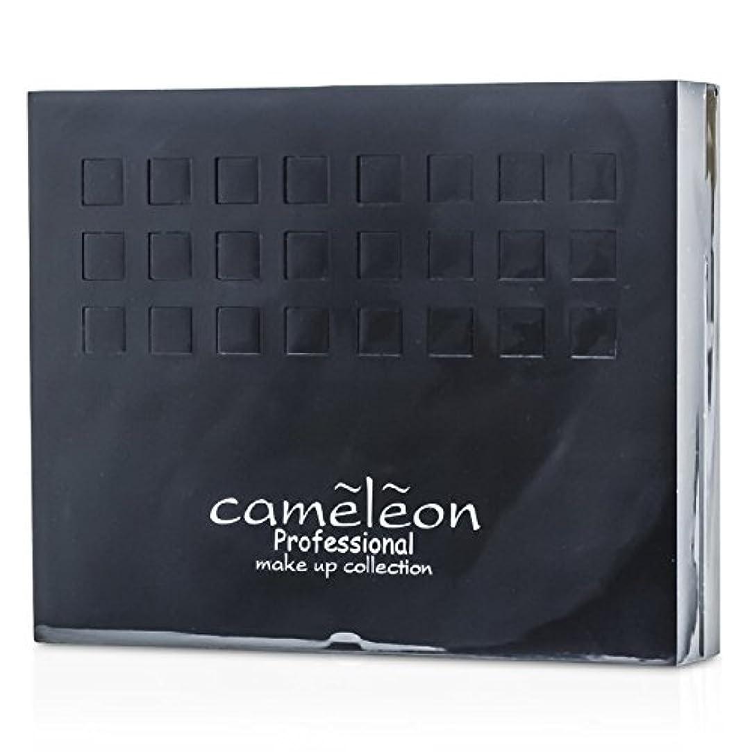 きつくマウンド宿泊カメレオン メイクアップキット (48x アイシャドウ, 24x リップカラー, 2x プレストパウダー, 4x ブラッシャー, 5x アプリケーター) -並行輸入品