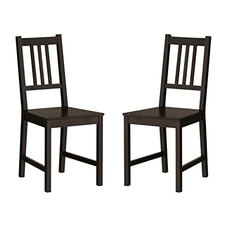 Amazon Com Ikea Wood Chairs Dining Room Kitchen Dinette 2