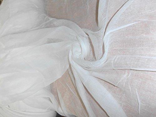 Baumwollf-Florstoff mit 137 cm Breite