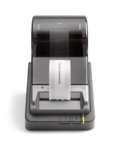 Seiko Instruments Smart Label Printer 650, USB, PC/Mac, 3.94 inches/second, 300 DPI