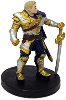 D&D Tyranny of Dragons Single Figure Common Human Paladin #8
