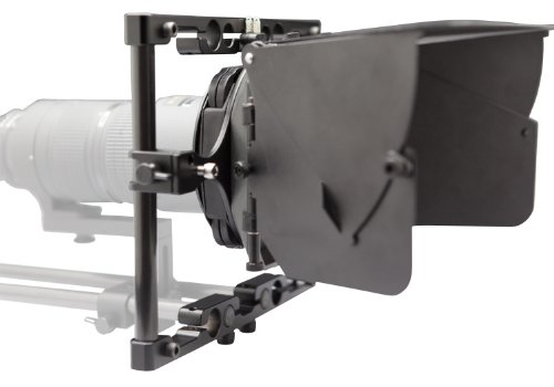 Cinevate CIMBAS000004 TITAN Swing Away Matte Box (Black)