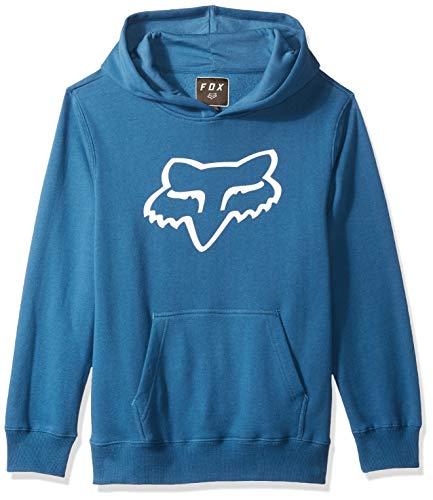 Fox Youth Legacy Pullover Fleece, Blue, Größe YXL