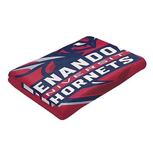 Shenandoah University Logo Microfiber Beach Towels Fashion Printed Beach Blanket for Men Women Bath Travel Outdoor 52in X 32in