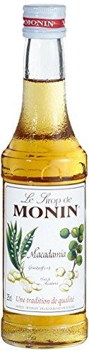 MONIN Macadamia Sirup 0,25L