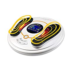 Foot Health Expert Foot Electronic Stimulator - EMS Foot Stimulator for Neuropathy Pain Relief - Reduce Legs Soreness and Swelling and Improve Circulation