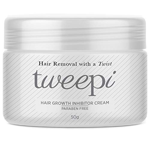 Tweepi Hair Growth Inhibitor Cream- Permanent Body and Face...