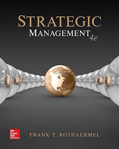 Strategic Management Concepts, 4th Edition Front Cover